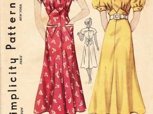 Lucia's Dress?