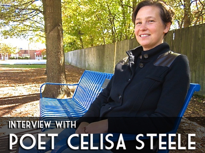 Celisa Steele Interview Pic