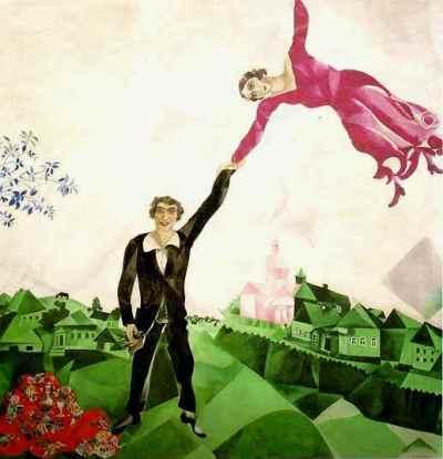 Chagall's Promenade