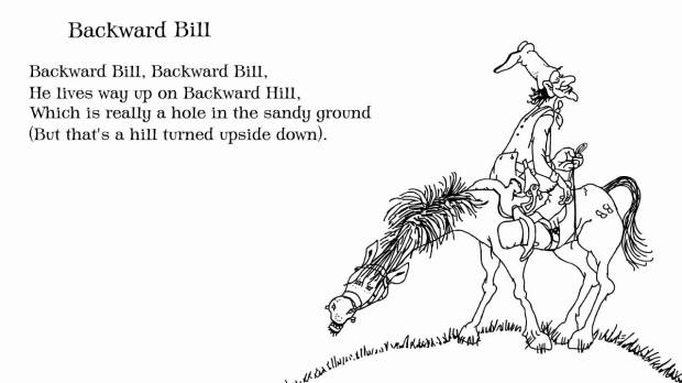 backwards bill